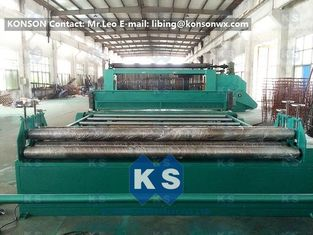 Cina Heavy Duty Gabion Mesh Machine 4300mm For Making Hexagonal Wire Netting High Efficiency pemasok