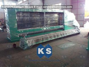 4300mm Max Width Gabion Machine Automatic Hexagonal Wire Mesh Line