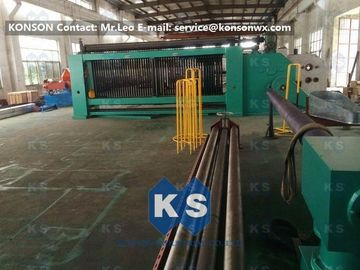 Cina High Efficiency Safety Hexagonal Wire Netting Weaving Machine for Galfan Gabion Boxes pemasok