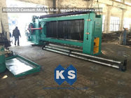 25r / Min Putar Ganda Hexagonal Kawat Netting Machine Diameter Kawat 1.6-4.0mm
