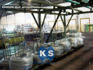 Sistem Kontrol PLC Mesin Hexagonal Wire Netting 95% Aluminium Alloy Wire 22kw