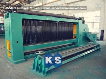 Cina Chemical Industrial Gabion Machine for Double Twisted Woven Wire Mesh pabrik
